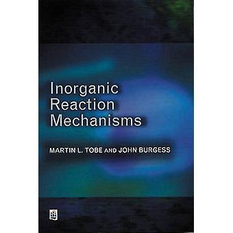 Mécanismes de réaction inorganique par Burgess
