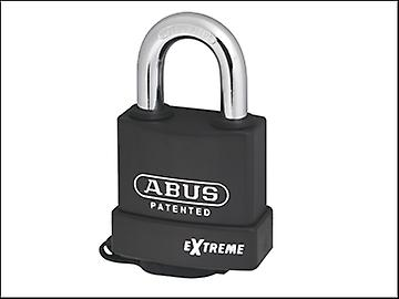 ABUS 83WP / 63 Extreme Weatherproof Padlock Open Shackle Carded