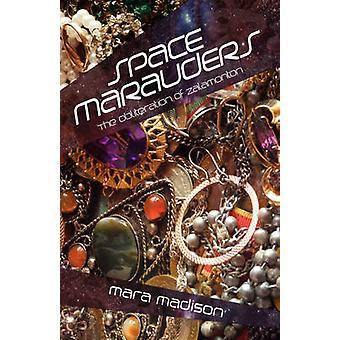 Espace maraudeurs l'oblitération de Zalamonton par Madison & Mara