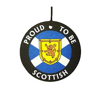 Proud To Be Scottish Car Air Freshener