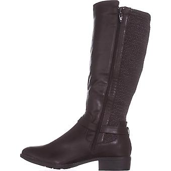 Style & Co. Womens Luciaa Almond Toe Knee High Fashion Boots