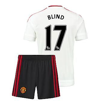 2015-16 man Utd weg Mini Kit (Blind 17)
