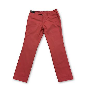 Ralph Lauren chinos in washed red