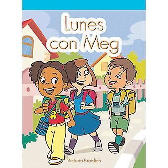 Lunes Con Meg by Shelby Braidich - 9781404266063 Book