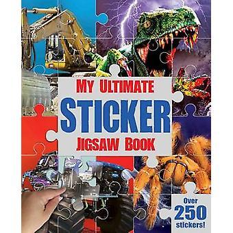 My Ultimate Sticker Jigsaw Book by Little Bee Books - 9781499803280 B