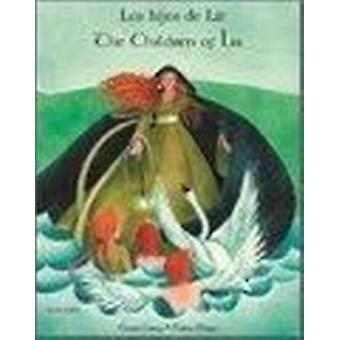 The Children of Lir in Spanish and English by Dawn Casey - Diana Mayo
