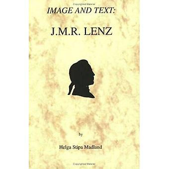 Image and Text - J.M.R. Lenz by Helga Stipa Madland - 9789051837261 Bo