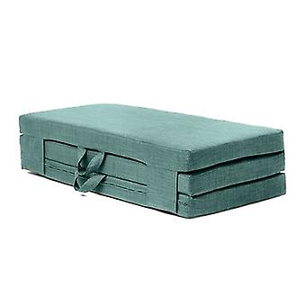 Small Double 4ft Foldable Guest Mattress - Duckegg