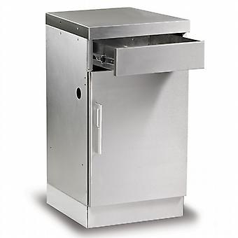 Beefeater Outdoor Kitchen Cupboard Drawer Unit - Stainless Steel