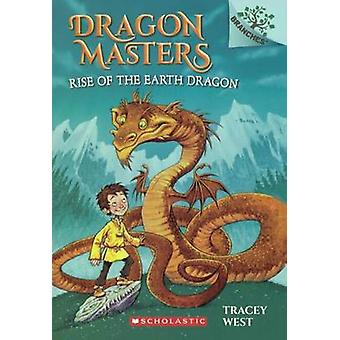 Rise of the Earth Dragon by Tracey West - Graham Howells - 9780606360