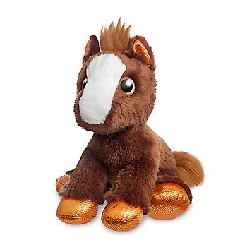 Aurora Sparkle Tales Mystic Horse 12 tum mjuk plysch leksak