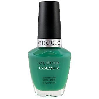 Cuccio Nail Polish Colour - Jakarta Jade 13ml