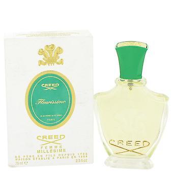 Fleurissimo Millesime Eau De Parfum Spray By Creed 75 ml