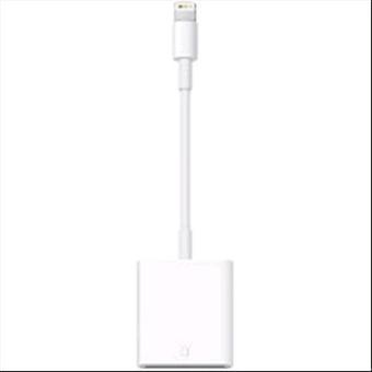 Apple mjyt2zm/a lightning cable-sd card camera reader