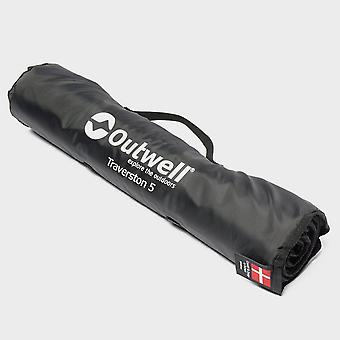 New Outwell Traverston 5 Tent Carpet Grey
