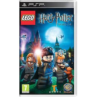LEGO Harry Potter Years 1-4 (Sony PSP) - Usine scellée