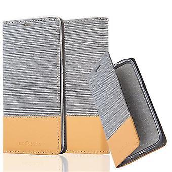 Cadorabo sag for Huawei P20 sag Cover-telefon tilfældet med magnetisk lukning, stativ funktion og kort case rum-sag Cover sag sag sag case sag bog folde stil