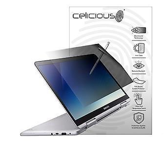 Celicious Privacy Lite 2-Way Anti-Glare Anti-Spy Filter Protector Film Compatible avec Samsung Notebook 9 Pen 13 (2018)