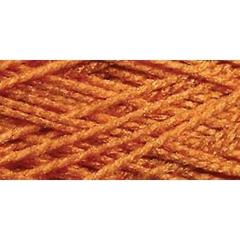Needloft Craft Yarn 20 Yard Card Pumpkin 510 12