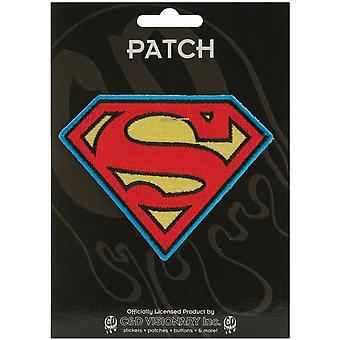 Dc Comics Super Hero Patches Superman Insignia 4