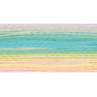 Rayon Super Strength Thread Variegated Colors 700 Yards 4Cc Rainbow 300V 2371