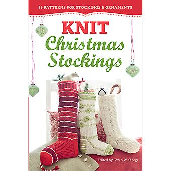 Storey Publishing Knit Christmas Stockings Sto 22526
