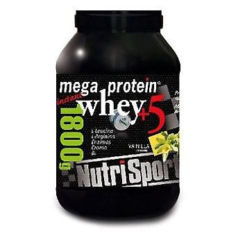 Nutrisport Mega Protein Vanilla 1.8 Grs (Sport , Proteins and carbohydrates)