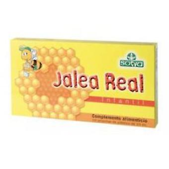 Sotya Royal Jelly Child 10Amp.plastico (Childhood , Healthy diet , Suplements)