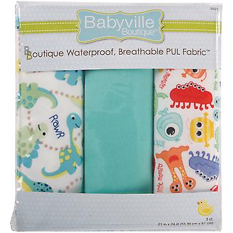 Babyville PUL Waterproof Diaper Fabric 21