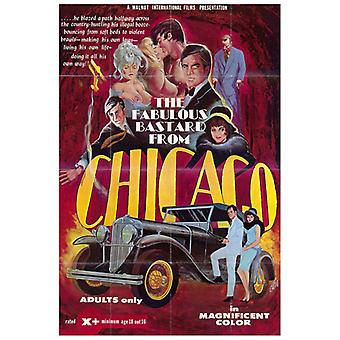 The Fabulous Bastard from Chicago Movie Poster Print (27 x 40)