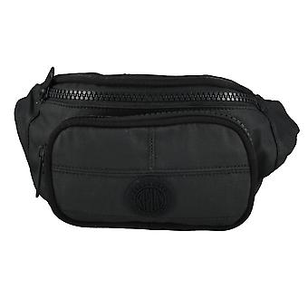 Replay mens Marsupio Fanny Pack vita borsa nera 4380