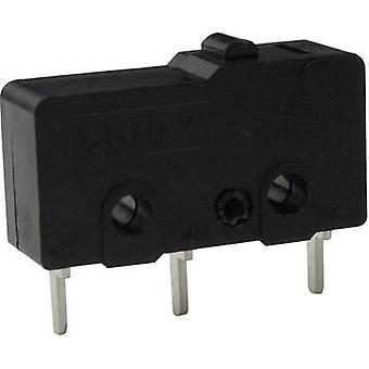 Microswitch 250 Vac 16 A 1 x On/(On) Zippy SM1-16H-00P0-Z momentary 1 pc(s)