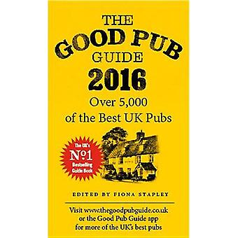 The Good Pub Guide by Fiona Stapley