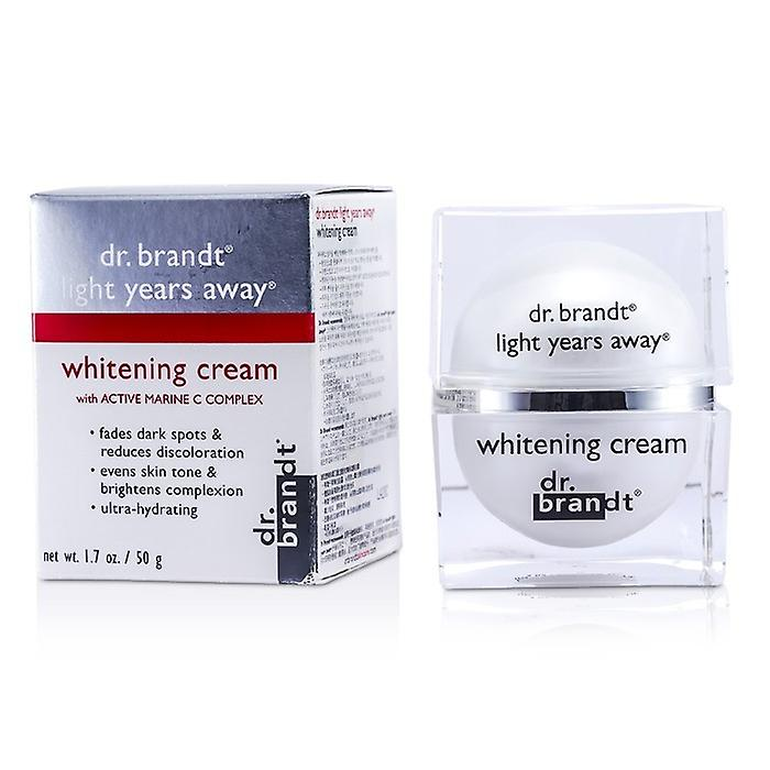 Dr. Brandt Light Years Away sbiancamento crema 50g/1.7 oz