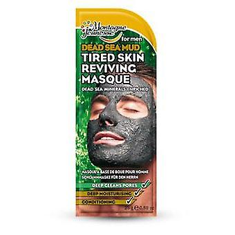 Montagne Jeunesse Tired revivied Skin Mask - Revitalizing Mud