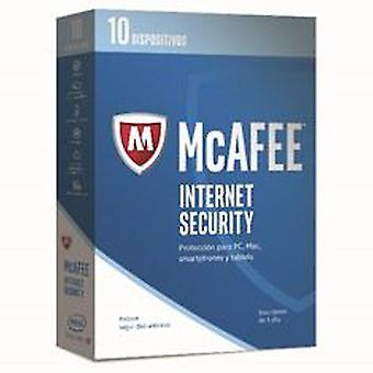 Mcafee Antivirus internet security 2017 10 (Home , Electronics , Software , Antivirus)