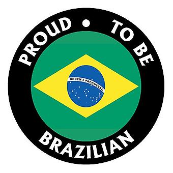 Proud To Be Braziliaanse auto luchtverfrisser