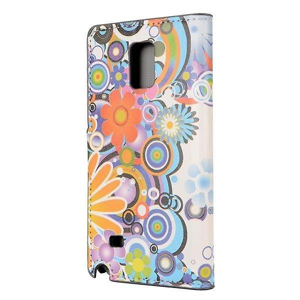 Pocket wallet motif 1 for Samsung Galaxy touch 4 N910 N910F