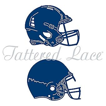 Tattered Lace American Football Helmets Die