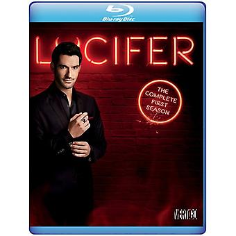 Lucifer: Complete First Season [Blu-ray] USA import