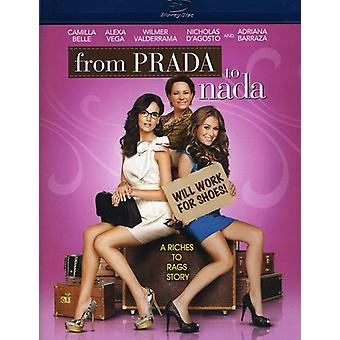 From Prada to Nada [BLU-RAY] USA import