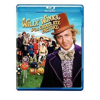 Willy Wonka e la fabbrica di cioccolato (1971) [BLU-RAY] USA importare