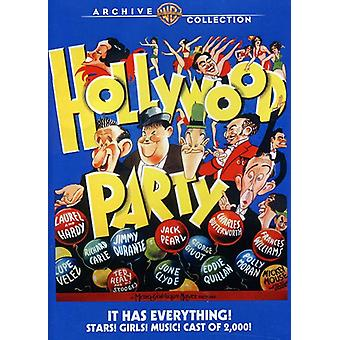 Hollywood Party [DVD] USA import