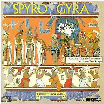 Spyro Gyra - Stories Without Words [CD] USA import