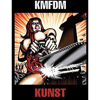 KMFDM - Kunst [CD] USA importeren