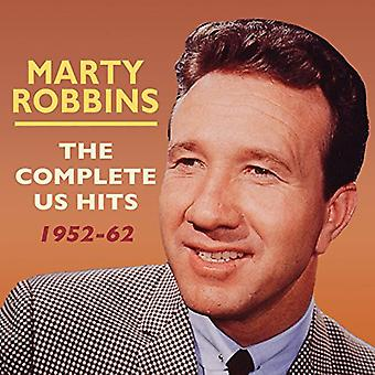 Marty Robbins - Marty Robbins: importare Robbins Marty-completare noi Hits 1952-6 [CD] USA