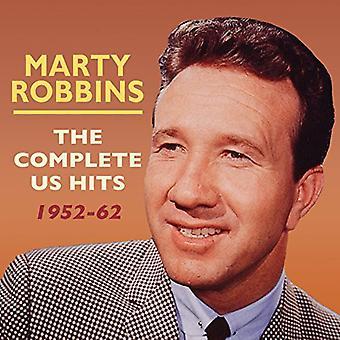 Marty Robbins - Marty Robbins: Robbins Marty-completo nos Hits 1952-6 [CD] USA importar