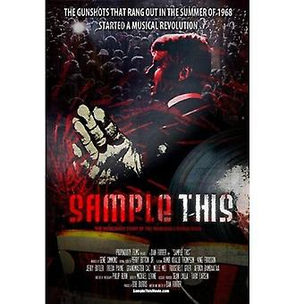 Sample This [DVD] USA import