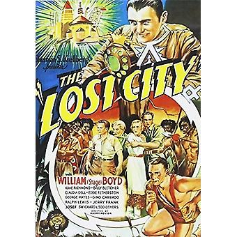 Lost City [DVD] USA import