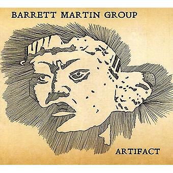 Barrett Martin gruppen - artefakt [CD] USA import